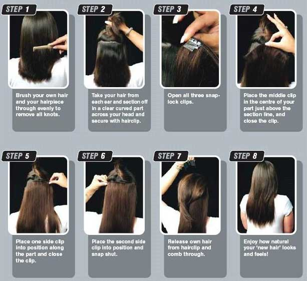 Hair Extensions Short Hair Calgary Prices Of Remy Hair